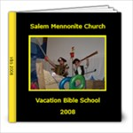 VBS 2008 - 8x8 Photo Book (20 pages)