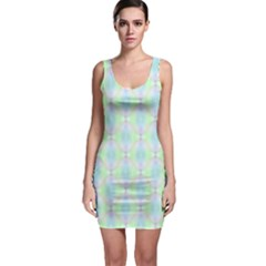 Pattern Bodycon Dress by gasi