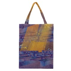 Up Down City Classic Tote Bag by berwies