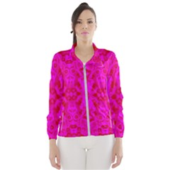 Pattern Wind Breaker (women) by gasi