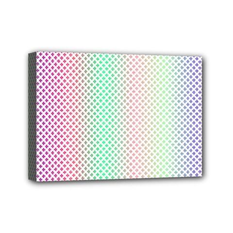 Pattern Mini Canvas 7  X 5  by gasi