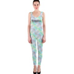 Pattern Onepiece Catsuit by gasi