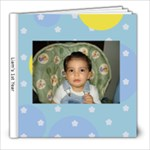 Liam 1st year for mom - 8x8 Photo Book (20 pages)