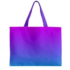 Pattern Zipper Mini Tote Bag by gasi