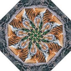 Animal Big Cat Safari Tiger Straight Umbrellas by Celenk