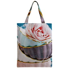 Tea Cups Classic Tote Bag by 8fugoso
