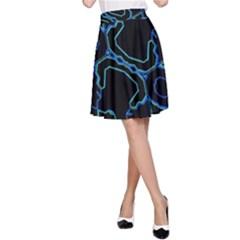 Warp A Line Skirt by MRTACPANS