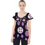 Planet Say Ten Lace Front Dolly Top