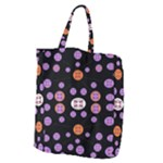 Planet Say Ten Giant Grocery Zipper Tote
