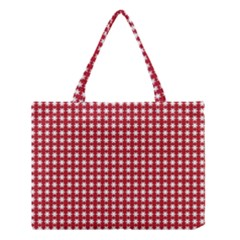 Christmas Paper Wrapping Paper Medium Tote Bag by Celenk