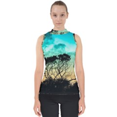 Trees Branches Branch Nature Shell Top by Celenk