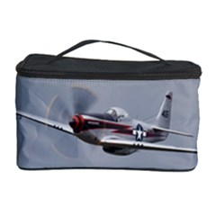 P 51 Mustang Flying Cosmetic Storage Case by Ucco