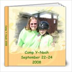 Camp Y-Noah - 8x8 Photo Book (30 pages)