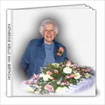 MOM  AT 90 YEARS YOUNG - 8x8 Photo Book (20 pages)