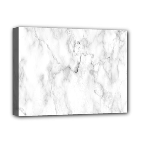 White Background Pattern Tile Deluxe Canvas 16  X 12   by Celenk