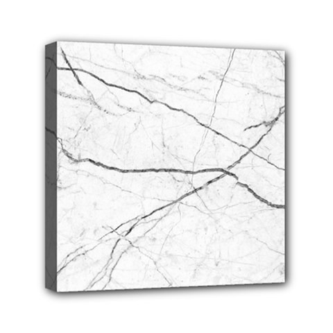 White Background Pattern Tile Mini Canvas 6  X 6  by Celenk