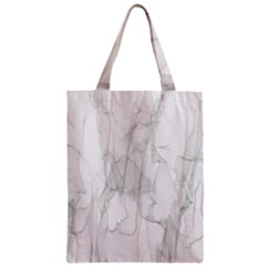 Background Modern Smoke Design Zipper Classic Tote Bag by Celenk