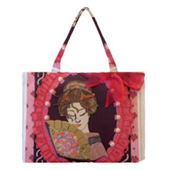 Beauty Medium Tote Bag by DeneWestUK