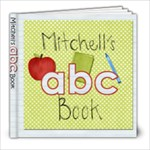 Mitchells abc book - 8x8 Photo Book (30 pages)