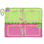 Little Princess Canvas Cosmetic Bag (XXL)