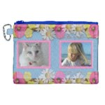 My little princess Canvas Cosmetic Bag (XL)
