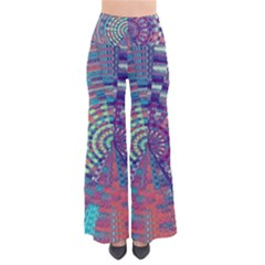 Gateway To Thelight Pattern 4 Pants by Cveti