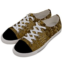Gatway To Thelight Pattern 4 Women s Low Top Canvas Sneakers by Cveti