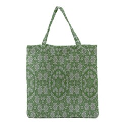 Art Pattern Design Holiday Color Grocery Tote Bag by Celenk