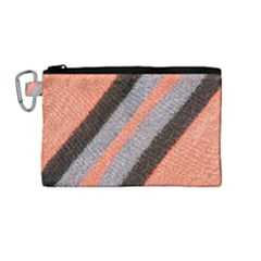 Fabric Textile Texture Surface Canvas Cosmetic Bag (medium) by Celenk