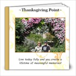 thanksgiving point - 8x8 Photo Book (30 pages)