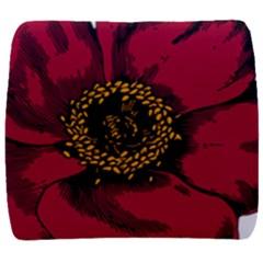 Floral Flower Petal Plant Back Support Cushion