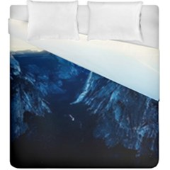 Yosemite National Park California Duvet Cover Double Side (king Size) by BangZart