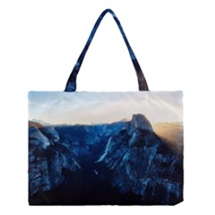 Yosemite National Park California Medium Tote Bag by BangZart