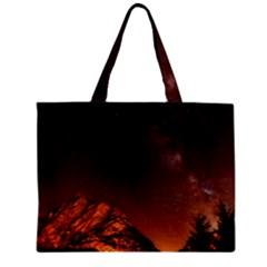 Italy Night Evening Stars Mini Tote Bag by BangZart