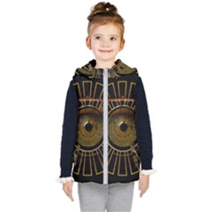 Eye Technology Kid s Puffer Vest by BangZart