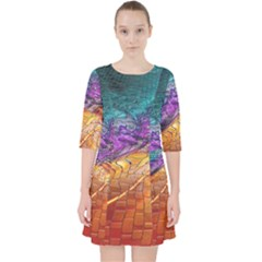 Graphics Imagination The Background Pocket Dress by BangZart