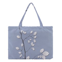 Branch Leaves Branches Plant Medium Tote Bag by BangZart