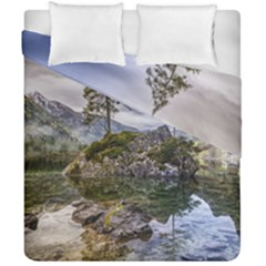 Hintersee Ramsau Berchtesgaden Duvet Cover Double Side (california King Size)