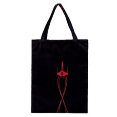 Ship Space Spaceship Classic Tote Bag by BangZart