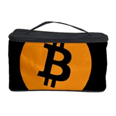 I Accept Bitcoin Cosmetic Storage Case by Valentinaart