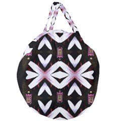 Japan Is A Beautiful Place In Calm Style Giant Round Zipper Tote by pepitasart