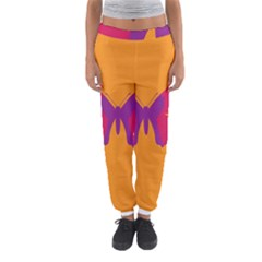 Butterfly Wings Insect Nature Women s Jogger Sweatpants by Celenk