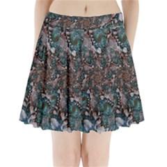 Art Artwork Fractal Digital Art Pleated Mini Skirt by Celenk