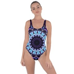 Kaleidoscope Shape Abstract Design Bring Sexy Back Swimsuit