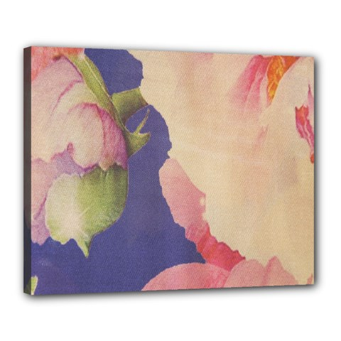 Fabric Textile Abstract Pattern Canvas 20  X 16  by Celenk