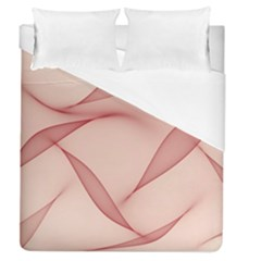 Background Light Glow Abstract Art Duvet Cover (queen Size) by Celenk