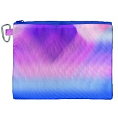 Background Art Abstract Watercolor Canvas Cosmetic Bag (xxl) by Celenk