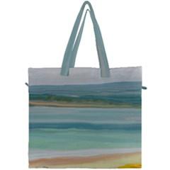 Tides Out By Julie Grimshaw 2017 Canvas Travel Bag