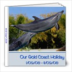 Gold Coast 2008 - 8x8 Photo Book (20 pages)