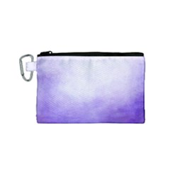 Ombre Canvas Cosmetic Bag (small) by ValentinaDesign